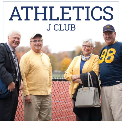 Link to Athletics / J Club