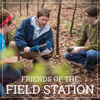 Link to Friends of the Field Station