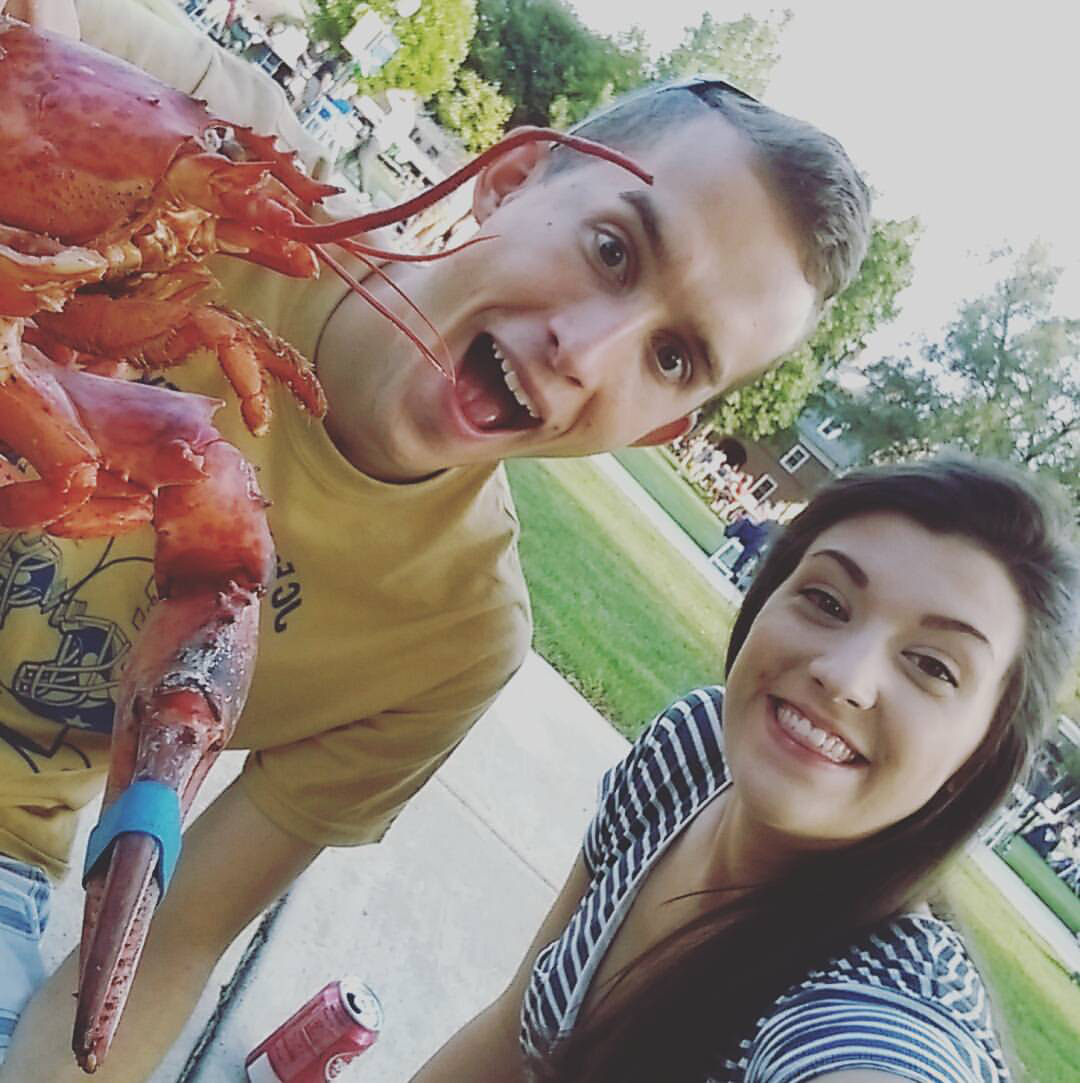 At Lobsterfest
