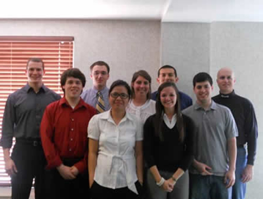 Other Juniata Students that participated in the Case Competition