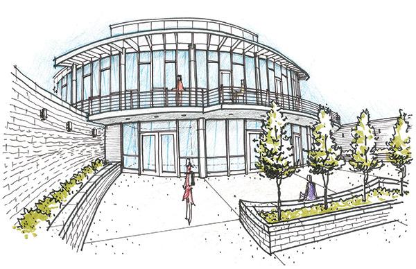 BAC Building rendering