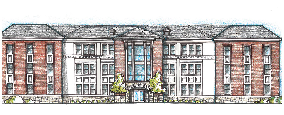 Good Hall rendering