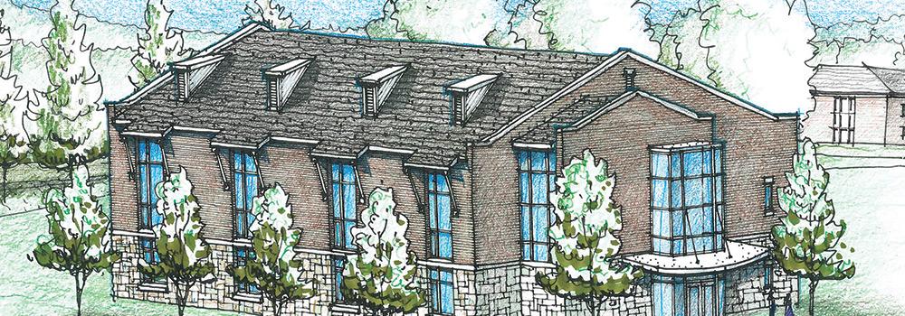 IMSA Building rendering