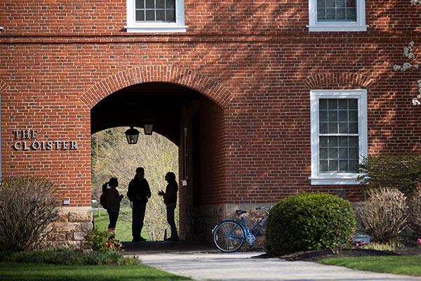 Cloister Arch photo