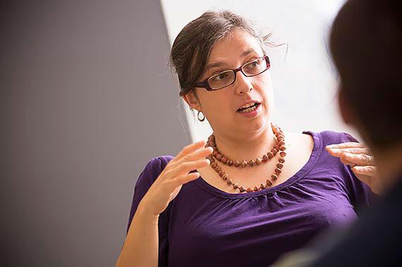 Juniata College Religious Studies Department Chair Susan Prill