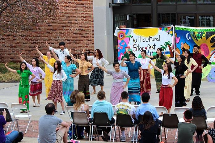 Multicultural Storyfest