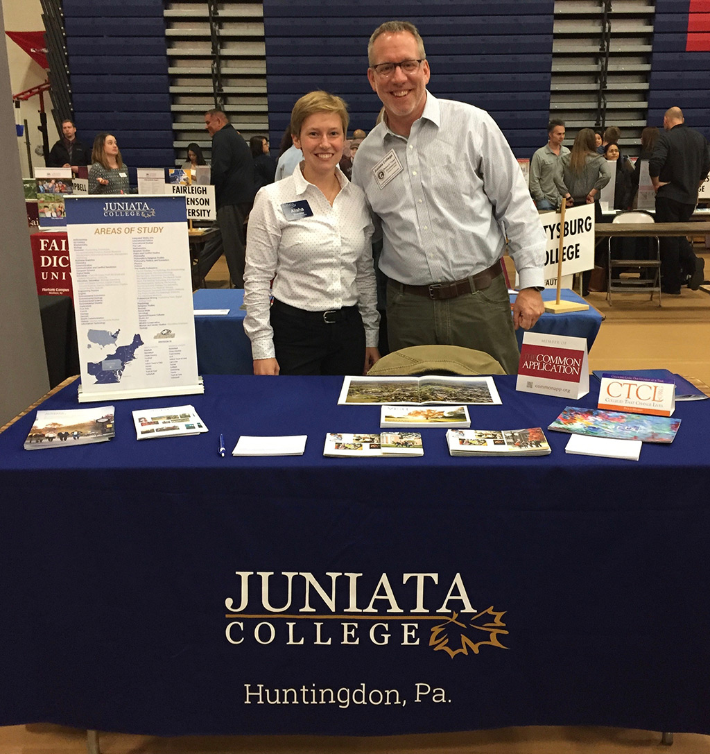 Boerstler-Drummond Juniata College Fair