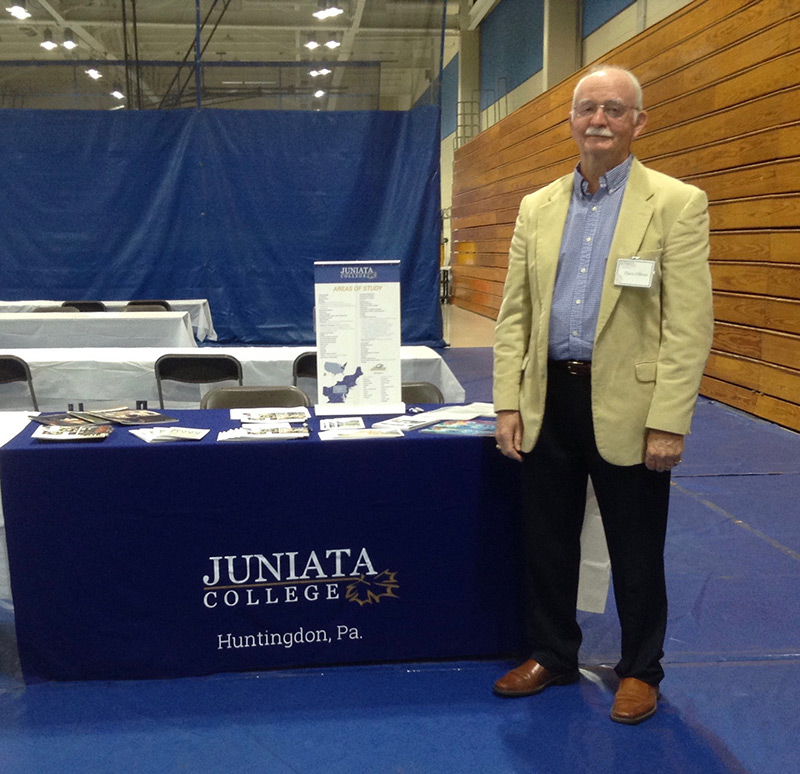 Dave Oliver Juniata College Fair