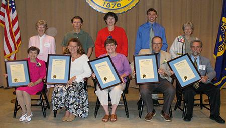 2006 Award Recipients