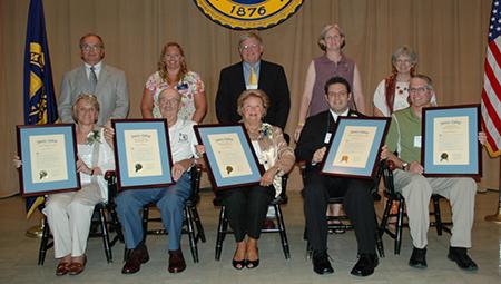 2008 Award Recipients