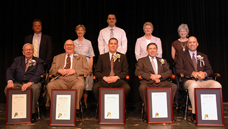 2009 Award Recipients