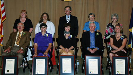 2010 Award Recipients