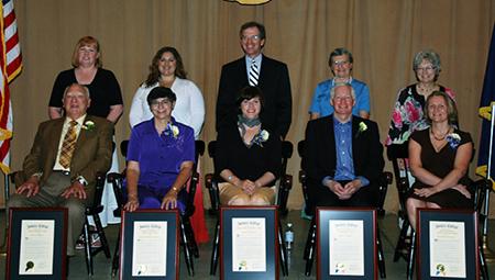2010 Award Recipients
