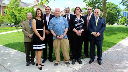 2017 Alumni Achievement Award Recipients