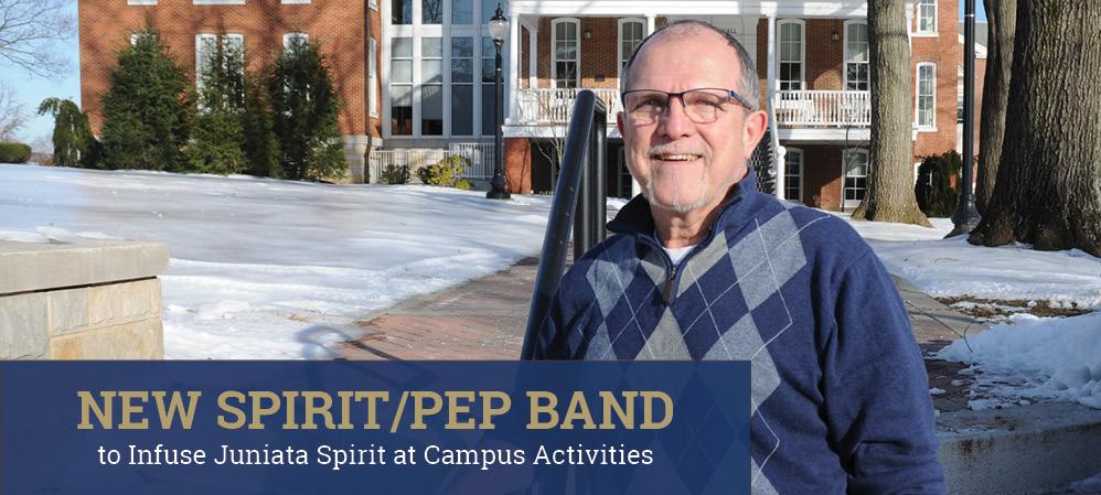 New Spirit/Pep Band