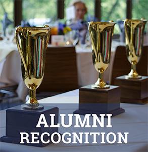 Alumni Recognition Information