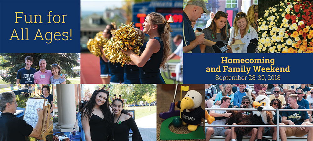 Homecoming & Family Weekend