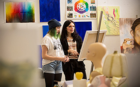 Art Department at Juniata College