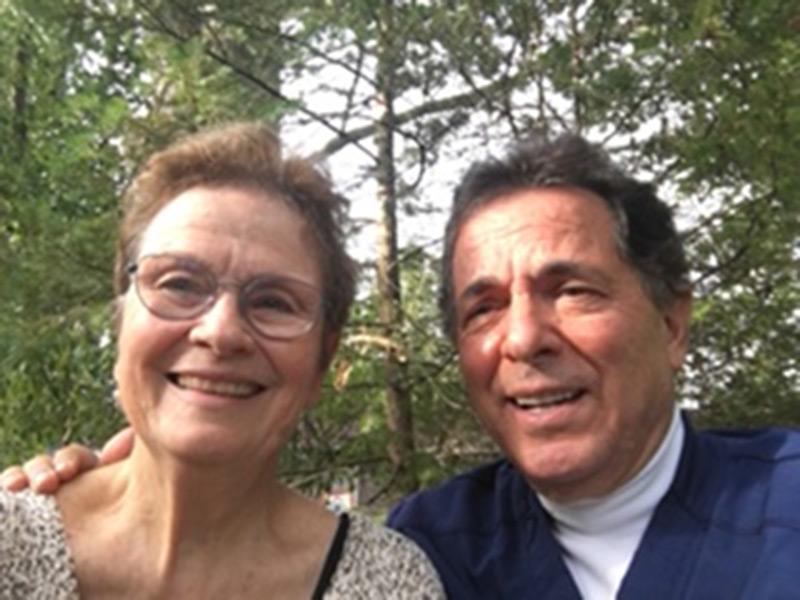 Pat and Lois Bruno