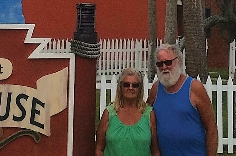Bob and Mamie Shick