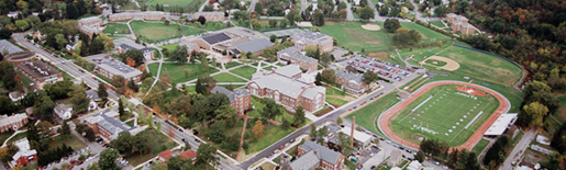 Juniata college campus map