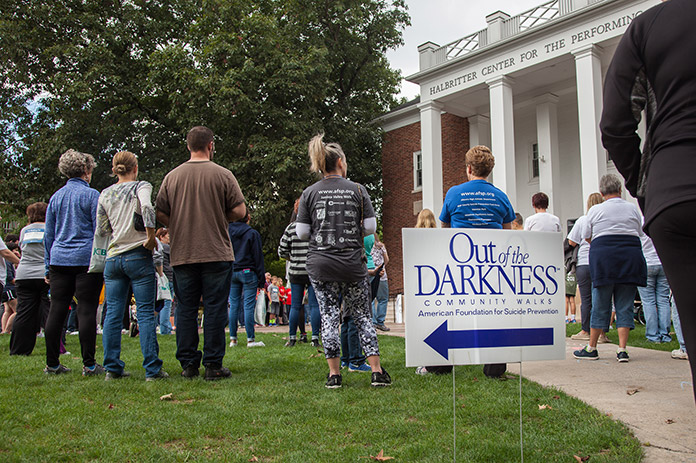 Out of the Darkness Fundraiser