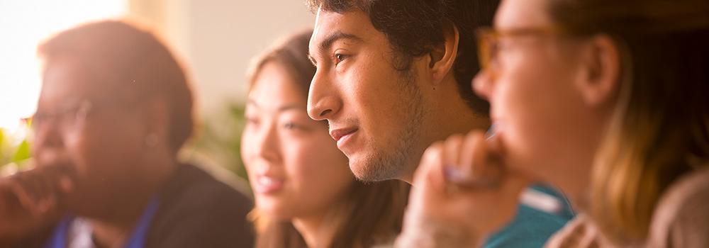 Sociology class at Juniata College