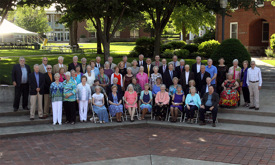 50th Reunion Photo