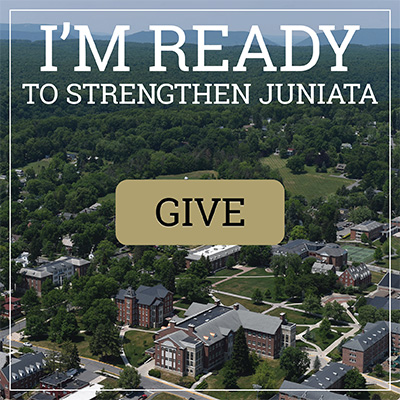 Strengthen Juniata by Giving