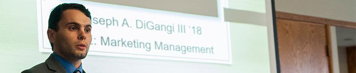 Joey DiGangi '18