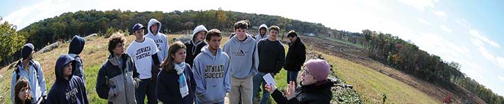 History Field Trip at Juniata College