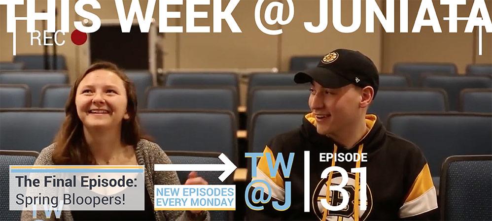 Juniata's Weekly Video