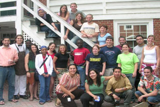 International Students at Juniata College
