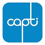 CaptiVoice logo