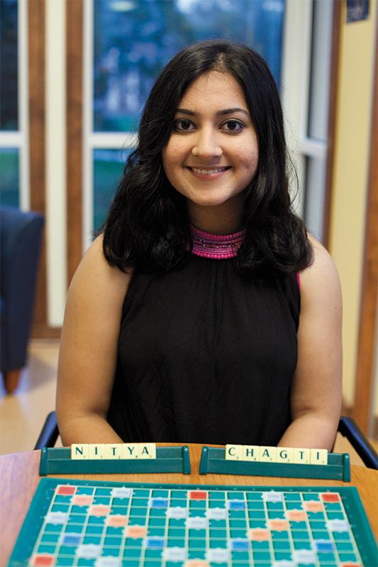 Nitya Chagti '19