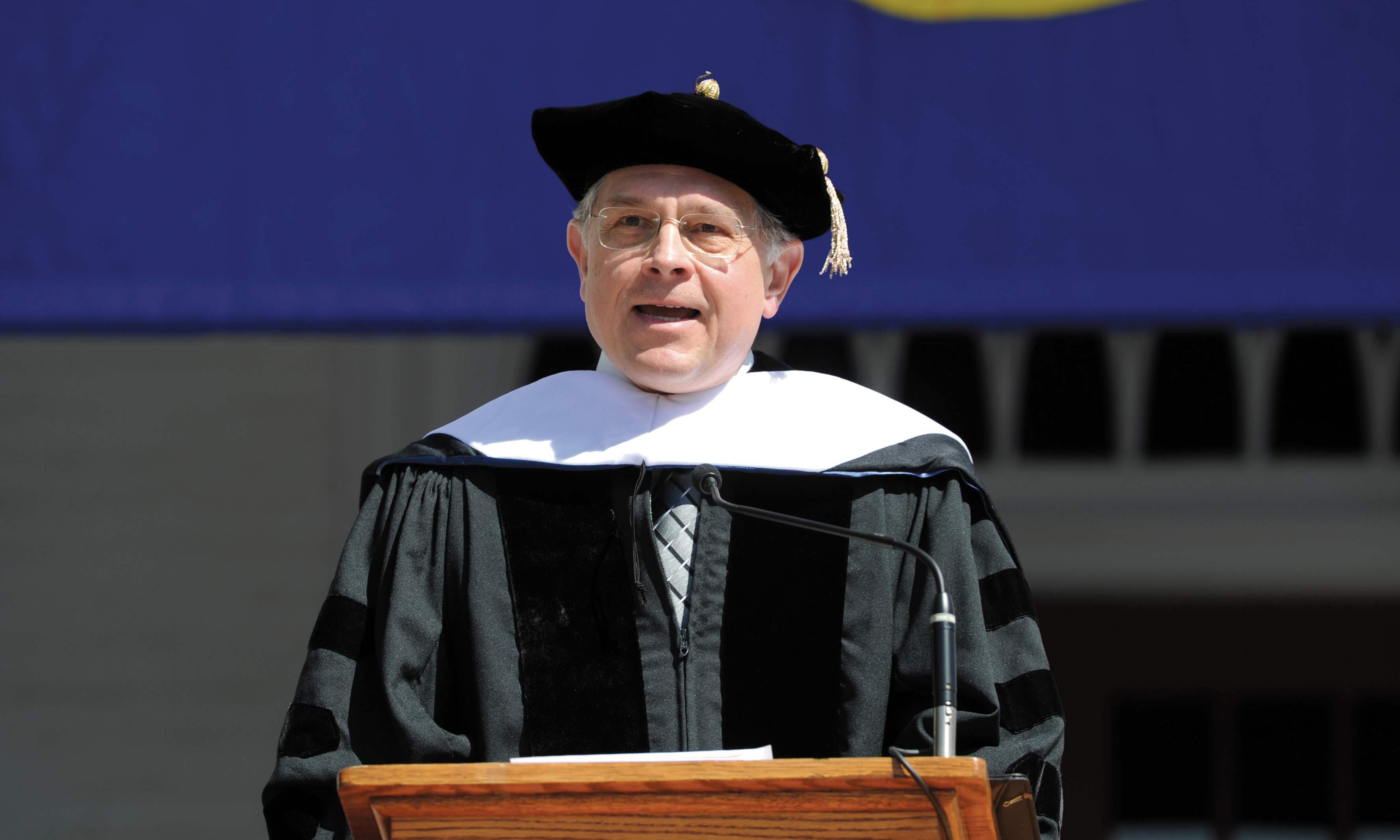 Dr. James Madara '71
