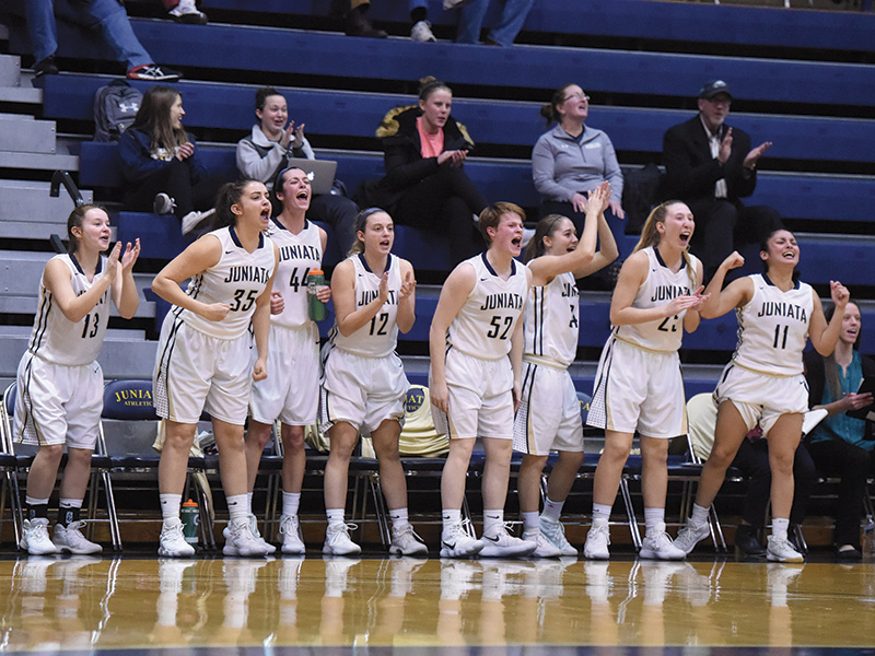 Women's bench rises