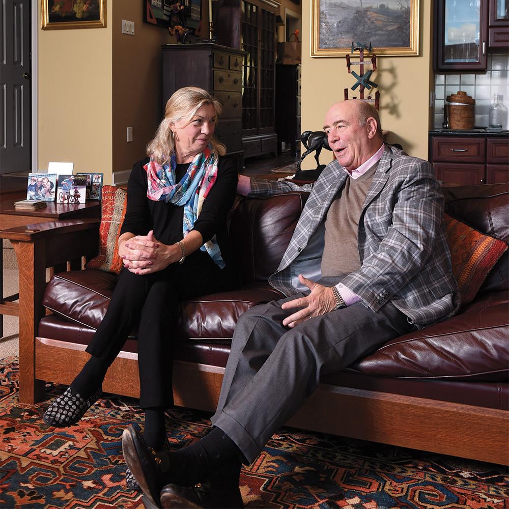 Connie & Bill Hayes