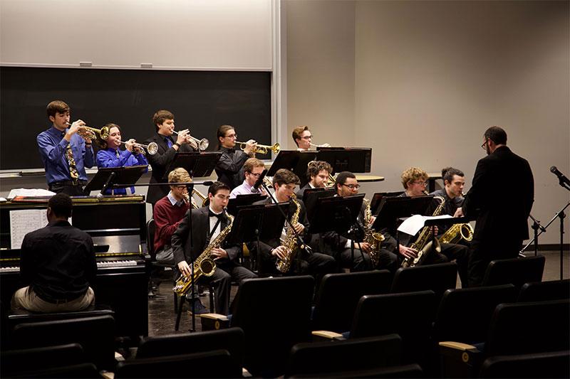 Jazz Ensemble photo 001