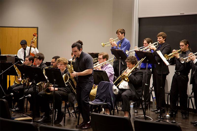 Jazz Ensemble photo 013