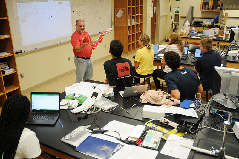 Muscles Lab with Dr. Bennett 008