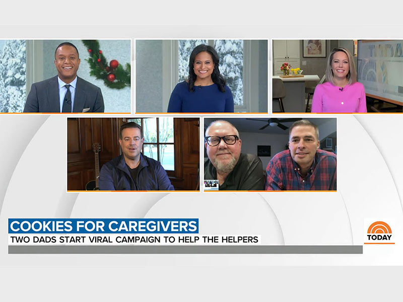 Cookies for Caregivers