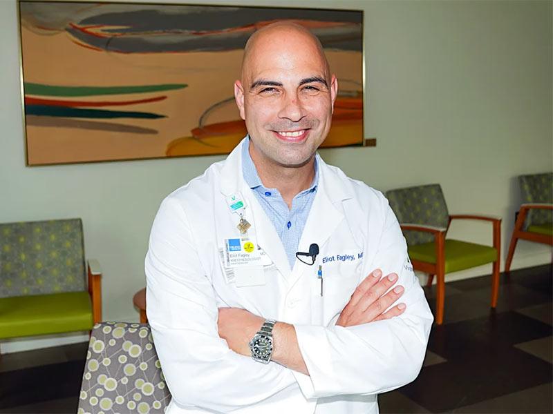 Dr. Eliot Fagley '98, M.D.