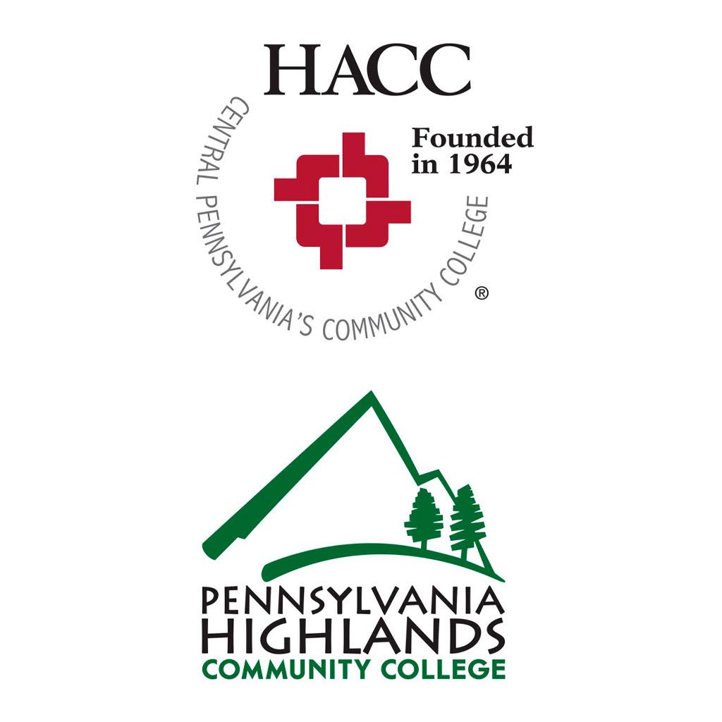 HACC and Penn Highland Logos