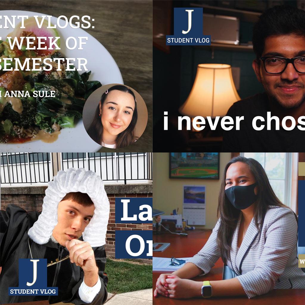 Juniata Student Vlogs