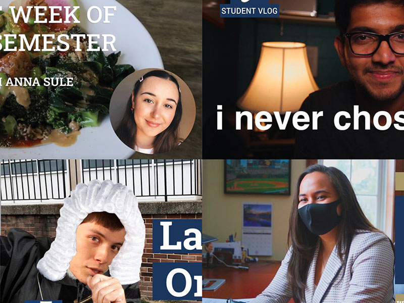 Student Vlogs