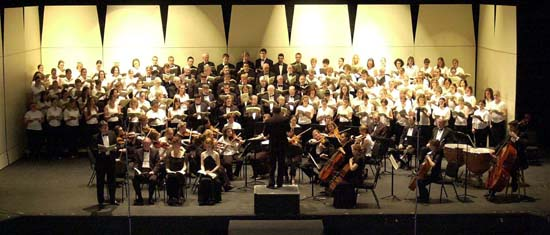 Choral Union Photo