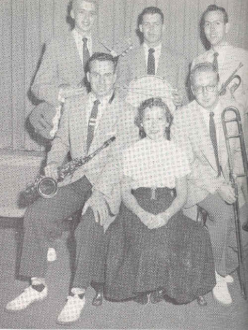 Historical Jazz Photo