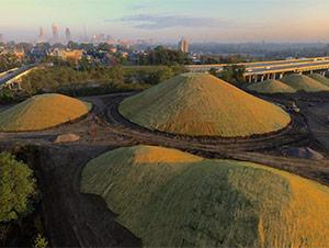Earth Mounds