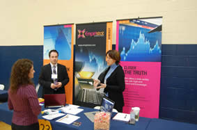 Career Day at Juniata college